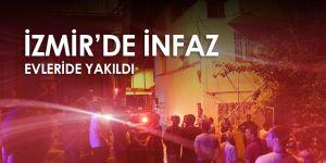 İzmir'de Üçlü İnfaz