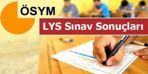 Günlerce süren bekleyişin ardından LYS sonuçları açıklandı