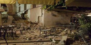 Ege'deki deprem Yunanistan'ı vurdu, 1 Türk öldü, onlarca yaralı var
