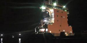 İstanbul'da kaçakçılık operasyonu: Gemide yakalandı!
