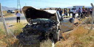Taziye dönüşü korkunç kaza