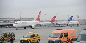 Atatürk Havalimanı'nda olaylı gün