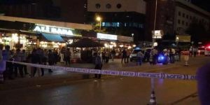 Ankara'da silahlı kavga!