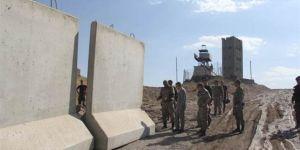 İran sınırına güvenlik duvarı örülüyor!
