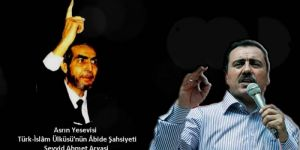 Seyyid Ahmet Arvasi ve Muhsin Yazıcıoğlu Anıldı