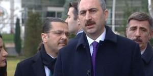 """Bakan Gül: """"Soruşturmalar devam etmektedir"""""""