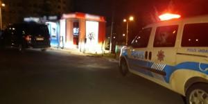 ATM hırsızları son anda engellendi