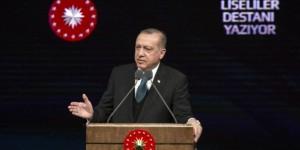 """Erdoğan'dan """"Türkçe"""" uyarısı"""