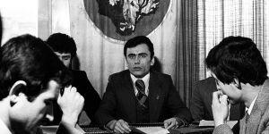 Vatanı için dimdik duran bir lider Muhsin Yazıcıoğlu