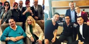 Ünlü isimlerden Zeytin Dalı Harekatı'na destek