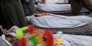 Amerika Birleşik Devletleri Afganistan'da hafız çocukları katletti