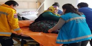 Türkiye'nin en şişman kadını 250 kilo verecek