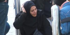 Taksim'de tansiyon kazası