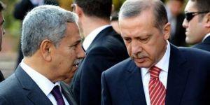 Beştepe'de süpriz Erdoğan- Bülent Arınç buluşması