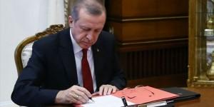 Cumhurbaşkanı Erdoğan 35 Kanunu Onayladı