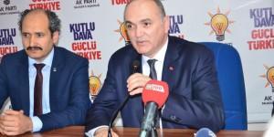 """""""Türkiye'nin Gayri Safi Milli Hasılası 851 Milyar Dolara Çıktı"""""""