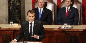 """Fransa Cumhurbaşkanı Macron'dan Abd Açıklaması: """"Yeniden Katılacağına İnanıyorum"""""""