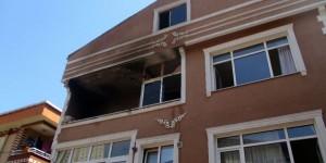İstanbul'da Yangın Dehşeti: 1 Ölü, 3 Yaralı