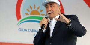 """Bakan Ahmet Eşref Fakıbaba """"Kaba Yem İhtiyacının Yüzde 40'ı Şanlıurfa'dan"""""""