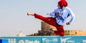 Kübra Dağlı Yunanistan'da Dünya Şampiyonu Oldu