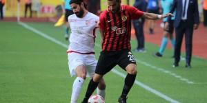 Eskişehir'de 4 Gol Var, Kazanan Yok