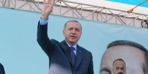 Cumhurbaşkanı Erdoğan Seçim Startını İzmir'den Verdi