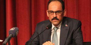 """Cumhurbaşkanlığı Sözcüsü İbrahim Kalın """"Türkiye Eşit Muamele Talep Ediyor"""""""
