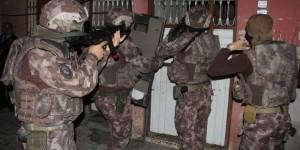 """Deaş'a """"1 Mayıs"""" Operasyonu: 10 Gözaltı"""