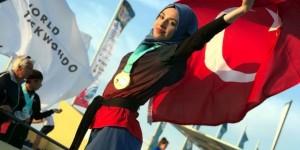 Kübra Dağlı Dünya Şampiyonu