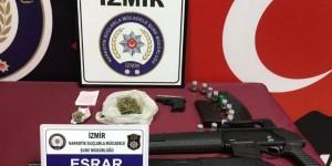 160 Polisle Narkotik Operasyonu