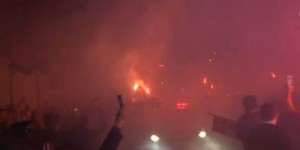 Galatasaray Şampiyon Gibi Karşılandı