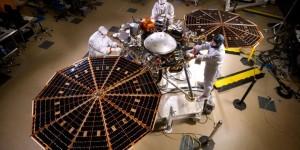 Nasa'nın Yeni Aracı Mars'taki Depremleri İnceleyecek