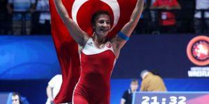 Avrupa Güreş Şampiyonası'nda Türkiye'nin Gurur Gecesi