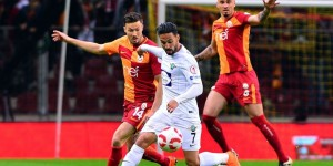 T.m. Akhisarspor İle Galatasaray 12. Randevuda
