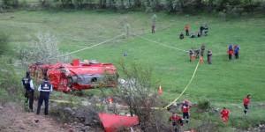 Yangına Giden İtfaiye Aracı Kaza Yaptı: 1 Ölü, 1 Yaralı