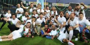 Rizespor Şampiyonluğu Kutladı