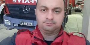 Bolu'daki Kazada 2 İtfaiyece Şehit Oldu