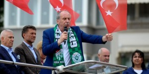 Muharrem İnce Bursa'da Konuştu