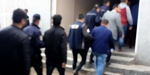 Siirt'teki Terör Operasyonunda 10 Tutuklama