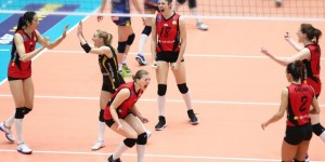 Kadınlar Voleybol Şampiyonlar Ligi'nde Şampiyon Vakıfbank