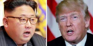 Donald Trump ile  Kim Jong-Un 12 Haziran'da Singapur'da görüşecek.