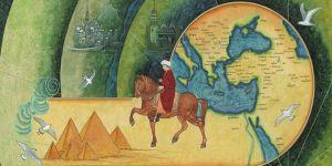 Evliya Çelebi:50 yılda at sırtında 47 ülke 257 şehir gezdi