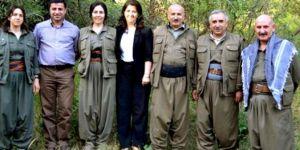 Türkiye Büyük Millet Meclisinde Terörist Öcalan'a Özgürlük İstediler