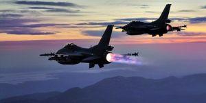 Kuzey Irak'ta 14 terörist yok edildi