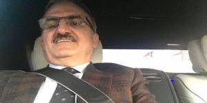 Antalya Valisi Münir Karaloğlunun sol şerit isyani
