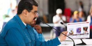 Nicolás Maduro, Amerika ile diplomatik ilişkileri kesti