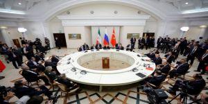 Soçi'deki Üçlü Suriye Zirvesi'ndeki liderler ilk açıklamalar