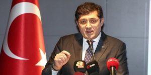 CHP'li eski Beşiktaş Belediye Başkanı Murat Hazinedar,partisi'den istifa etti