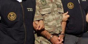 Kara Kuvvetleri'nde 67'si aktif görevdeki 101 şüpheli Fetö operasyonu