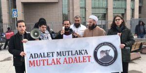 Anadolu Akıncıları'nın 28 Şubat basın açıklaması